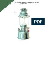 Instructiuni Petromax