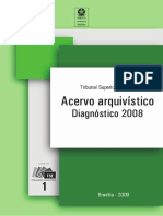 Diagnostico Do Acervo Arquivistico