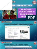 Material Instructivo Quechua
