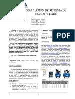 Informe de Proyecto de Electro Neumatica