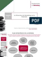 FMk-T2 - Direccion de Marketing en La Empresa