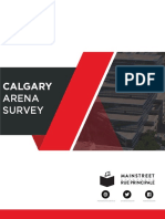Mainstreet - Calgary Arena Survey
