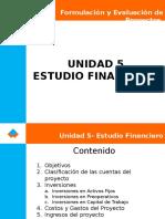 ESTUDIO FINANCIERO PRESENTACION