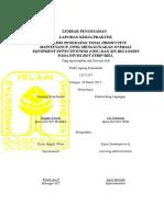 Laporan Fix KP PT Krakatau Steel Tbk..docx