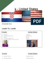croatia - united states