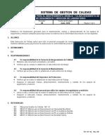 It Para Mantto, Almacenam y Manejo de Equipos de Seg y Med Lab 250616