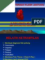 Pra-kepaniteraan Klinik Jantung Dr. b. Rudy Utantio