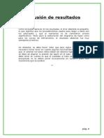 Informe 5 Avance