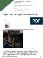 penangkal petir elektrostatis Archives - PT.pdf