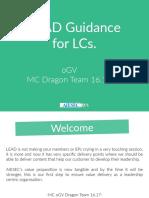 LEAD Facilitation Guideline
