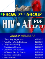 Group 7-Hiv Aids.