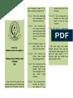 Leaflet ( Senam Nifas )
