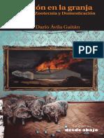 Ávila Rebelión en La Granja