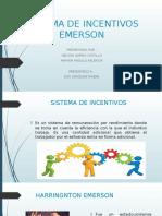 Sistema de Incentivos Emerson