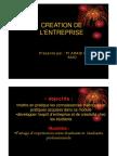 Les Differents Aspects de Creation d'Une Enreprise