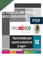 Oportunidades para exportar productos de la region  mexico-union europea.pdf