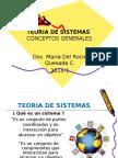 Sistema y Organización Como Sistema
