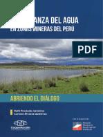 Gobernanza Del Agua en Zonas Mineras Del Perú