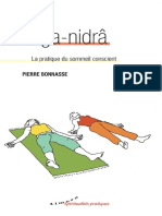 Pierre Bonnasse's 'Yoga-nidra