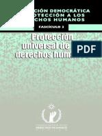CNDH. Transicion democratica y proteccion universal de los derechos humanos. Fasciculo 3.pdf