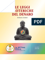 Le Leggi Esoteriche Del Denaro