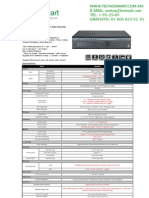 DVR 16 CANALES CNB HDS4824