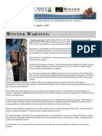 2008 WinterWarning Volume01 Issue02