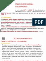 Composicion Ignea, Texturas Igneas Rocas Igneas Rocasi Igneas Intrusivas y Extrusivas