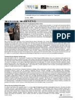 2008 WinterWarning Volume05 Issue01