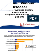 Chronic Venous Diseases