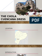 The Chola Cuencana Dress