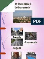 CLASE PORTUGUÉS 2