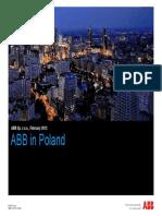 Abb in Poland