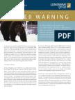 2010 Winter Warning Volume 19 Issue 3