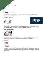 Glosario de Términos sobre inventarios y proceso de produccion