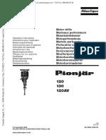 Pionjar Operating Instructions
