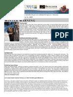 2008 WinterWarning Volume03 Issue01