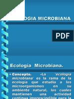 Ecologia Microbiana -- Sesion 07