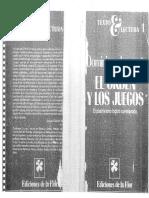 Lecourt Dominique EL ORDEN Y LOS JUEGOS  DOMINIQUE LECOURT.pdf