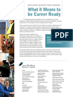 what it means to be career ready