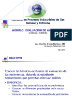 Evaluacion de Yacimiento - Uagrm Maestria v-17