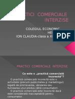 Practici Comerciale Interzise-ion Claudua