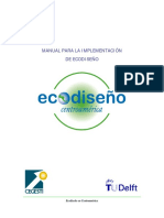 Manual Ecodiseño