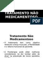 Ortopedia - LOMBALGIA