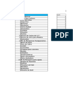 Lista de Herramientas Proyecto Coga