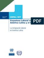 Cepal y OIT alertan que el desempleo urbano podría superar el 9% en la región