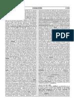 Casación 3531 2015 Lima Relación Jurídico Procesal Inválida Por Falta de Litisconsorcio Necesario