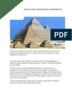 Misterio de Las Pirámides