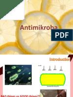 1. Antimikroba-1