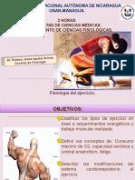 FISIOLOGÍA DEL EJERCICIO.